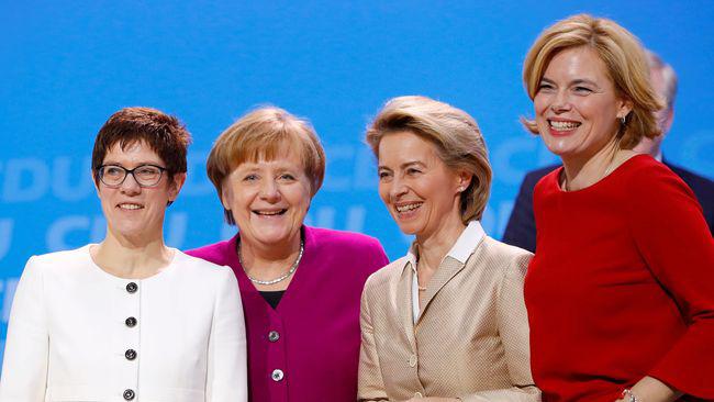 Кто возглавит большую коалицию аннегрет крамп карренбауэр