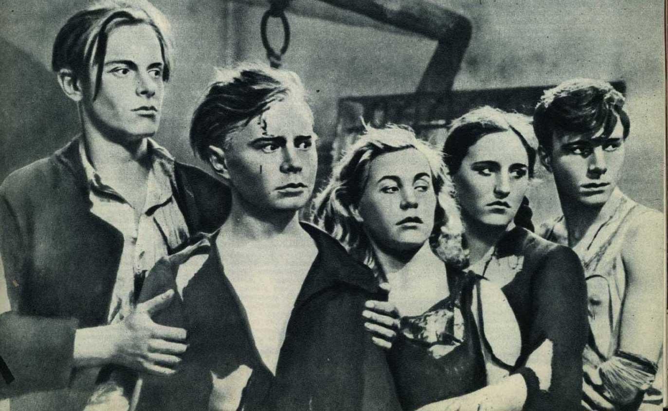 Открытки молодая гвардия, картинку онлайн открытки