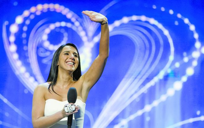 Jamala performs in Turkey | The Day newspaper