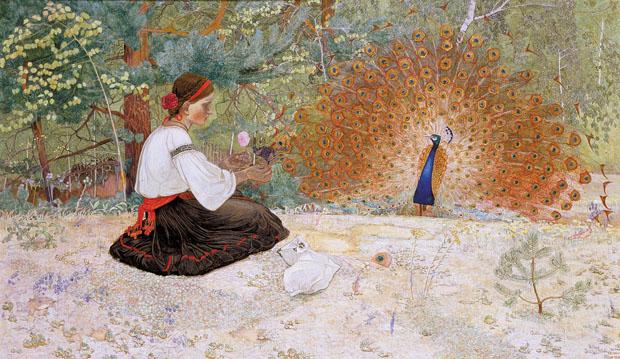 Украинская живопись 19 века реферат 1452