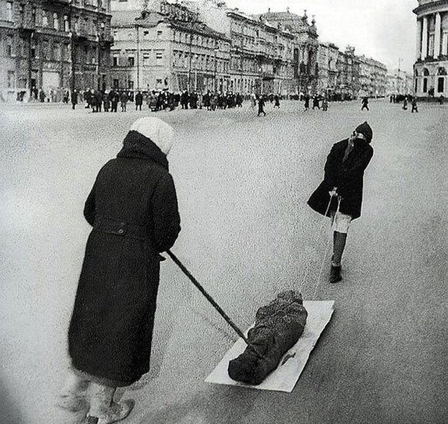 Блокада Ленинграда: кому смерть, а кому праздник