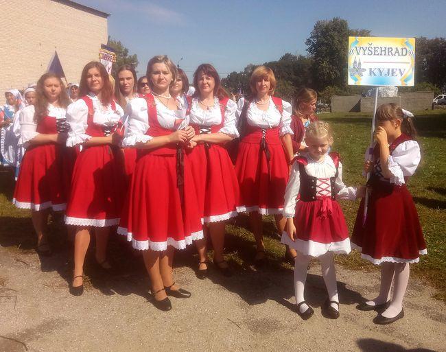 88553dbc196f4b А ще українські чехи неабиякі гурмани. На фестивалі «Дню» розповіли про  традиції національної чеської кухні. Знаєте, яка у них відома страва?